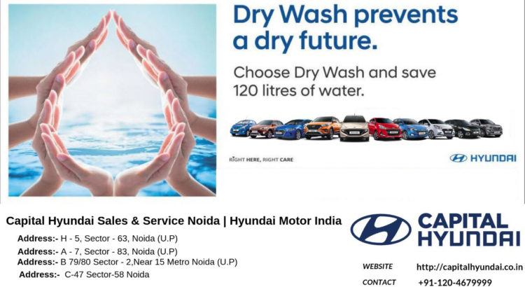 car dry wash campaign