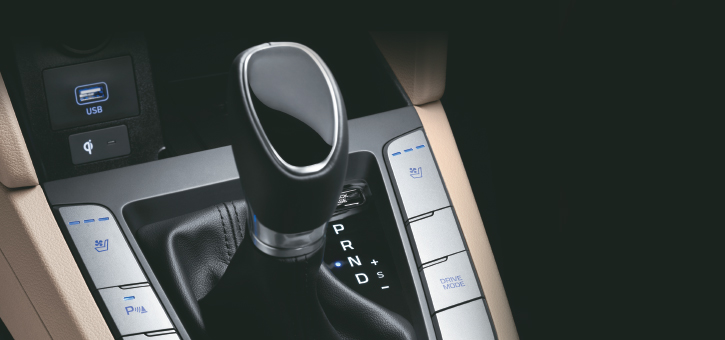 Hyundai Elantra 6-Speed Automatic Transmission
