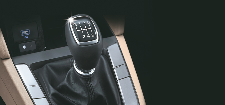 Hyundai Elantra 6-Speed Manual Transmission