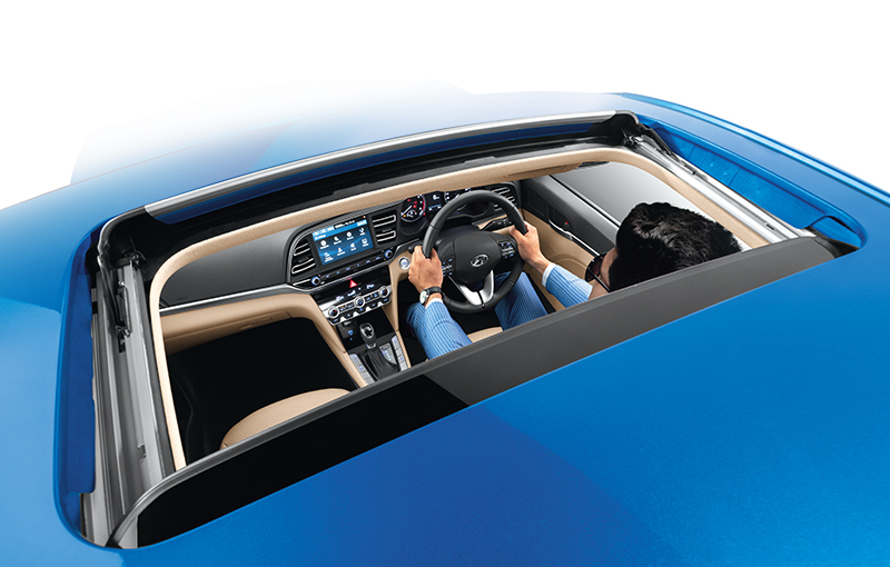 Elantra Smart SUNROOF