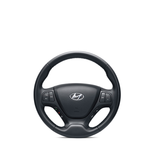 Steering wheel remote